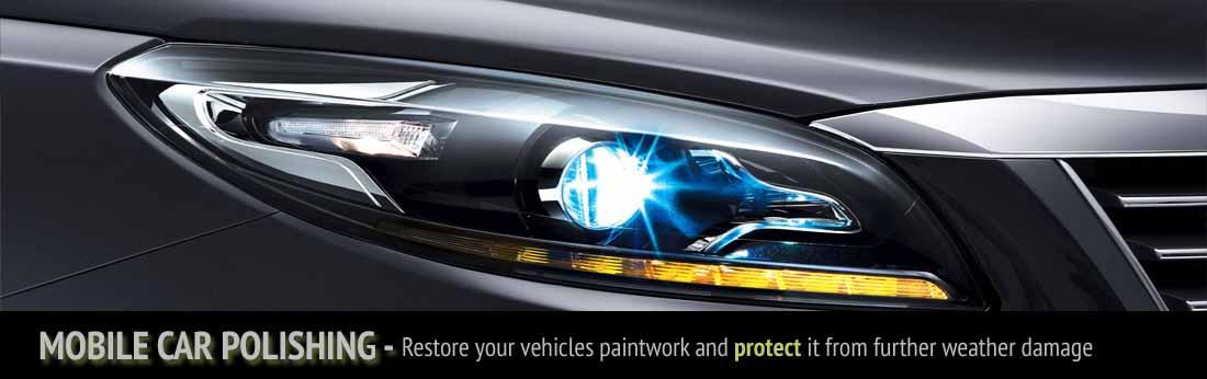 mobile car polishing
